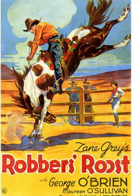 Постер фильма В гнезде у грабителей (1955)