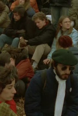 Постер фильма Десять минут молчания для Джонна Леннона (1980)