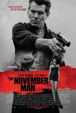 Постер фильма Человек ноября (2014)