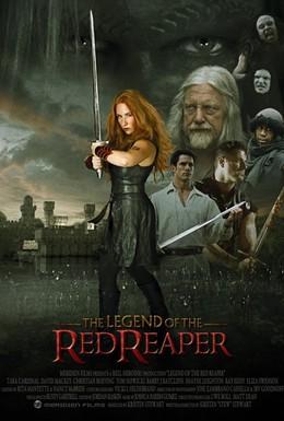Постер фильма Легенда красного жнеца (2013)