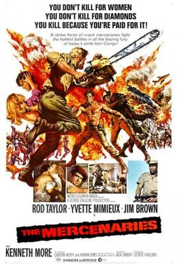 Постер фильма Темнота солнца (1968)
