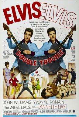 Постер фильма Двойные неприятности (1967)