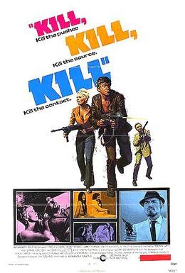Постер фильма Убей! (1971)