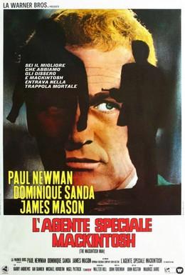 Постер фильма Человек Макинтоша (1973)