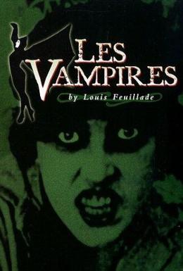 Постер фильма Вампиры (1915)