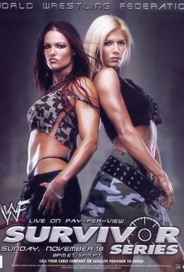 Постер фильма WWF Серии на выживание (2001)