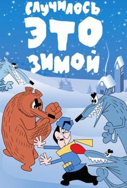 Постер фильма Случилось это зимой (1968)