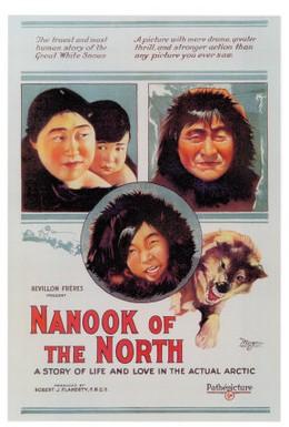 Постер фильма Нанук с Севера (1922)