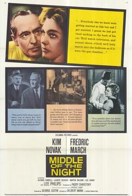 Постер фильма Середина ночи (1959)