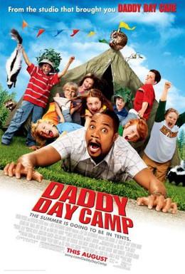 Постер фильма Дежурный папа: Летний лагерь (2007)