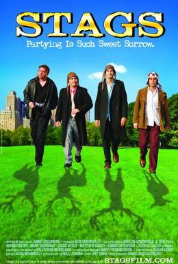 Постер фильма Олени (2011)
