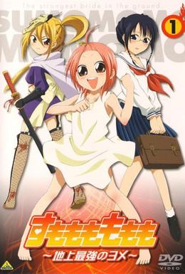 Постер фильма Момомо Сумомомо: Сильнейшая невеста на планете (2006)