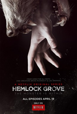 Постер фильма Хемлок Гроув (2013)