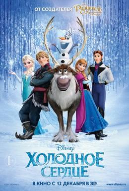 Постер фильма Холодное сердце (2013)