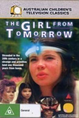 Постер фильма Девочка из завтра (1992)