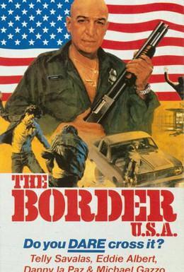 Постер фильма Кровавая граница (1980)
