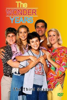 Постер фильма Чудесные годы (1988)