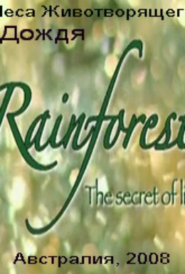 Постер фильма Леса животворящего дождя (2009)