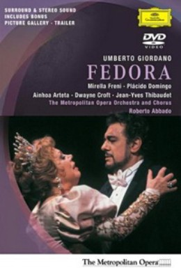 Постер фильма Федора (1997)