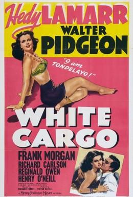 Постер фильма Белый груз (1942)
