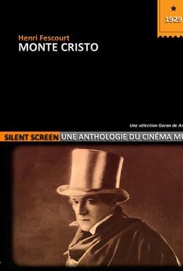 Постер фильма Монте-Кристо (1929)
