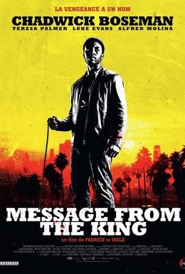 Постер фильма Послание от Кинга (2016)