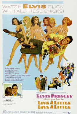 Постер фильма Немного жизни, немного любви (1968)