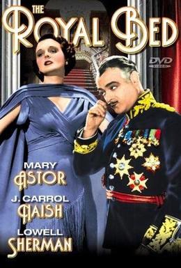 Постер фильма Королевское ложе (1931)