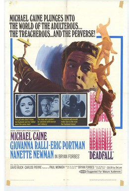 Постер фильма Смертельное падение (1968)