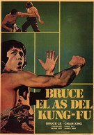 Брюс и кунг-фу монастыря Шао-Линь (1977)