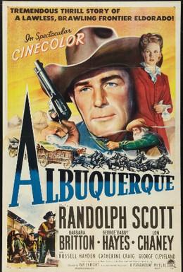 Постер фильма Альбукерк (1948)