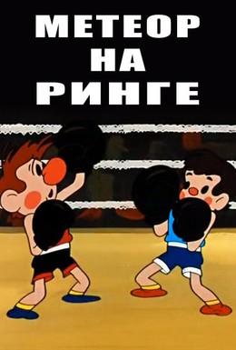 Постер фильма Метеор на ринге (1970)