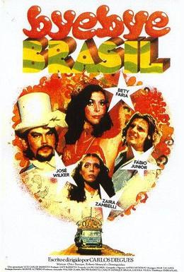 Постер фильма Прощай, Бразилия! (1980)
