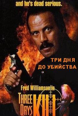 Постер фильма Три дня до убийства (1992)