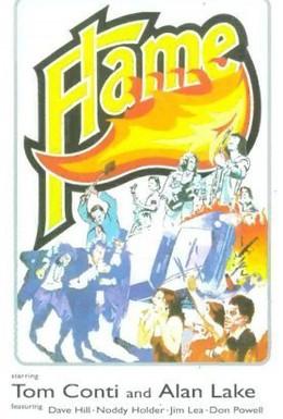 Постер фильма Пламя (1975)