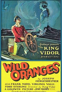 Постер фильма Дикие апельсины (1924)