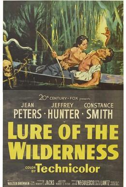 Постер фильма Пленники болот (1952)