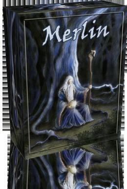 Постер фильма Мерлин: Первое волшебство (1998)