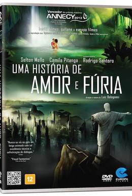 Постер фильма Рио 2096: Любовь и ярость (2013)