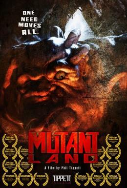Постер фильма Земля мутантов (2010)