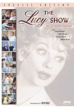 Постер фильма Шоу Люси (1963)