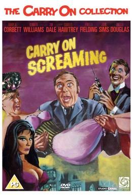 Постер фильма Так держать... Продолжаем кричать! (1966)
