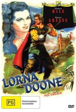 Постер фильма Лорна Дун (1951)