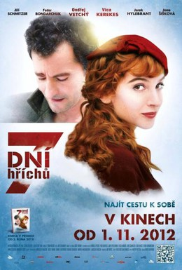 Постер фильма 7 дней грехов (2012)