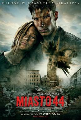 Постер фильма Город 44 (2014)