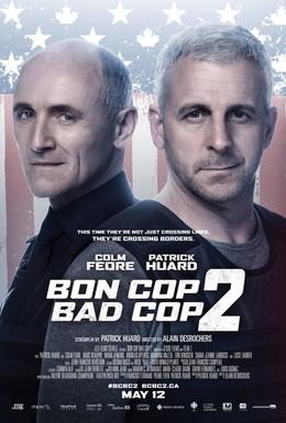 Постер фильма Плохой хороший полицейский 2 (2017)