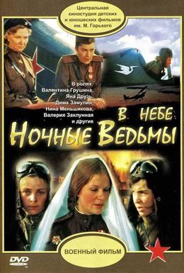Постер фильма В небе ночные ведьмы (1981)