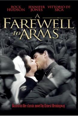 Постер фильма Прощай, оружие! (1957)