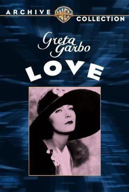 Постер фильма Любовь (1927)