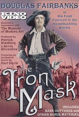 Постер фильма Железная маска (1929)